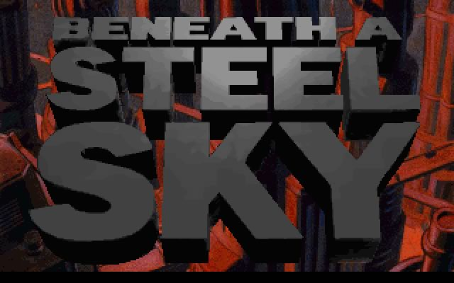 Beneath a steel sky splash screen