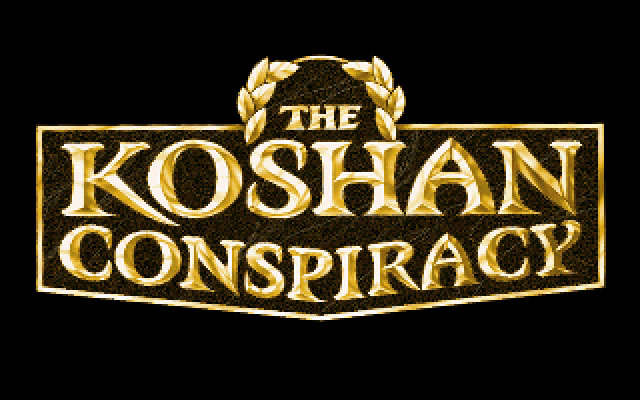B.A.T. 2 : The Koshan Conspiracy splash screen