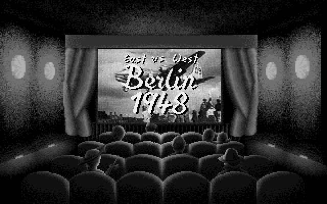 Berlin 1948 splash screen