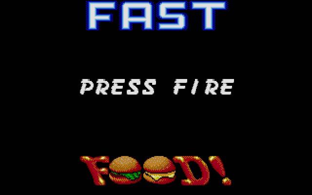 Dizzy Fast Food Game