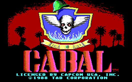 Play Cabal online on Abandonware DOS