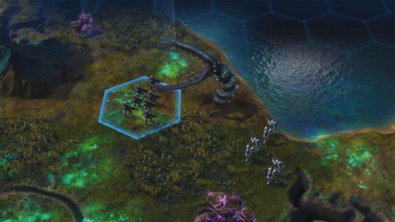 Civilization: Beyond Earth is coming this fall