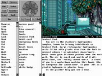 Legend Entertainment Interactive Fiction