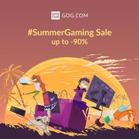 GOG Summer Sale: Ziggurat giveaway