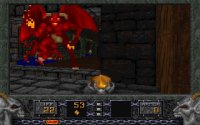 Heretic and Hexen: Doom with a fantasy dress