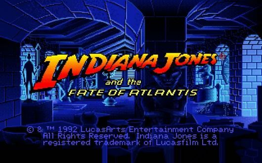 Spotlight: Indiana Jones games