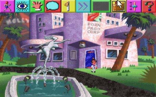 Fansite spotlight: The myth of Leisure Suit Larry