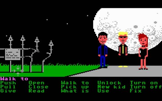 What do you think about Maniac Mansion?