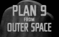 Plan 9 From Outer Space: inspired by a B movie