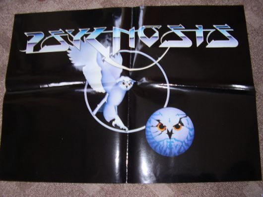 Psygnosis posters
