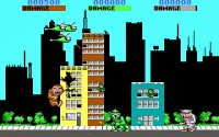 Rampage: monsters VS buildings