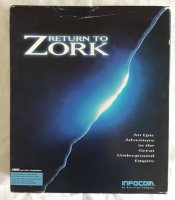 Recently bought: Return to Zork
