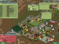 Roller Coaster Tycoon 2: the perfect sim?