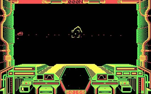 Play Starglider online on AbandonwareDOS