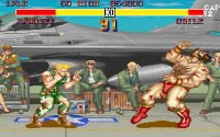 What was your favourite fighting game?