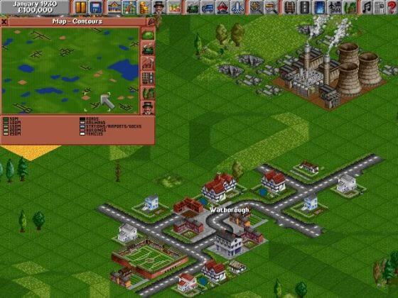 Transport Tycoon: manage your empire with planes, trains, trucks