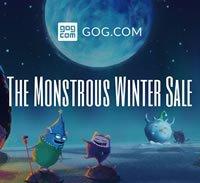GOG: The Monstrous Winter Sale