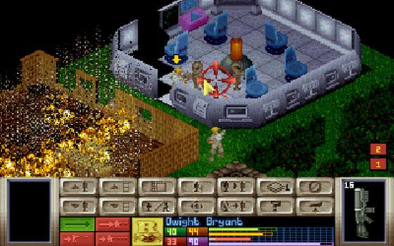 Play X Com Ufo Defense Online